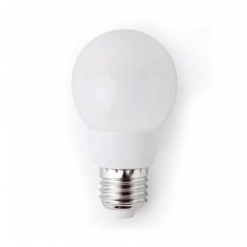 5 Bombillas bajo consumo tipo globo E27 de 23W - 1380 Lm frío