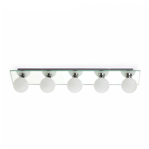 Lamparas Baño Vintage: especiales baños > Aplique para espejo vintage, protec IP44