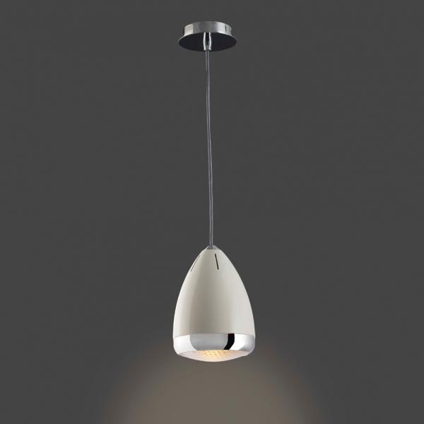 L mpara colgante vespa beige modelo mod mini con bombilla for Modelos de lamparas