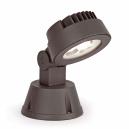 Proyector estoque en negro y LED frío de 3W