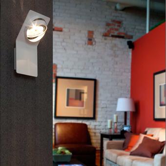 Lámpara de pared trendy para lámpara AR111