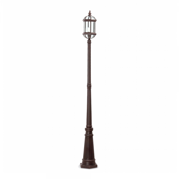 Street Rod Lamps : Street light brown classic style with a energy saving