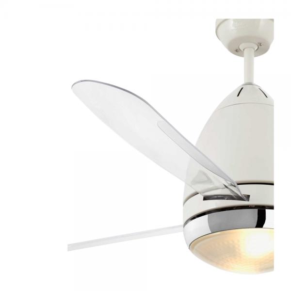 Ventilador de techo vespa beige modelo mod con dos bajo - Ventilador bajo consumo ...