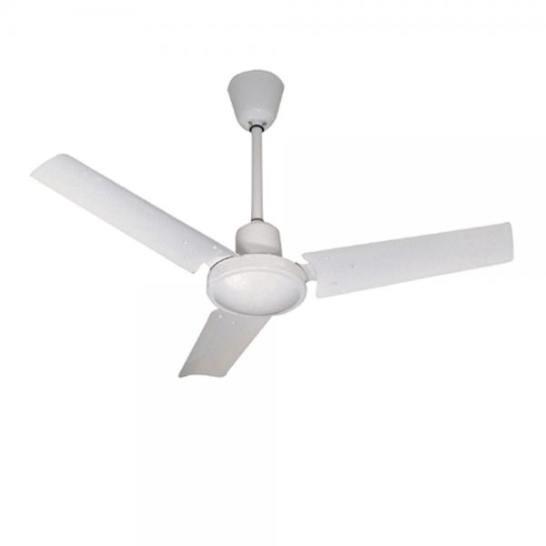Ceiling Fan Wiring Diagram With Regulator: Basic Ceiling Fan In White With Wall Regulator