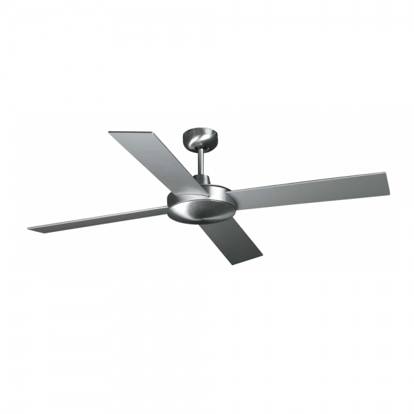 Ceiling fan in rust brown with remote control ceiling fan in matte nickel color with remote control aloadofball