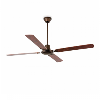 Fans of vintage style with dark brown wall regulator