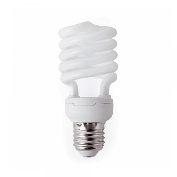 10 bombillas bajo consumo microespiral e27 de 23w 1370 - Lamparas de pie bajo consumo ...