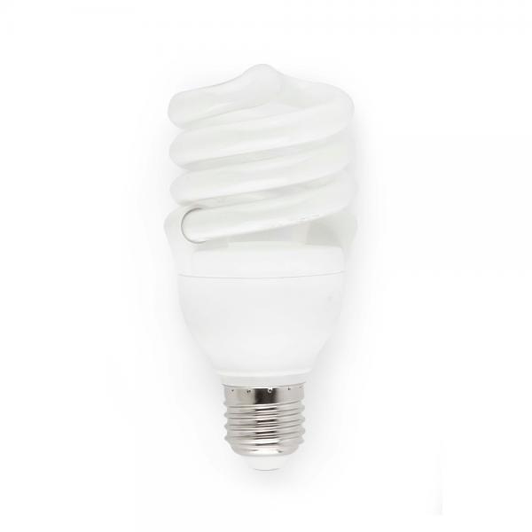 2 bombillas bajo consumo regulables e27 de 20w 1150 lm for Bombilla bajo consumo e27
