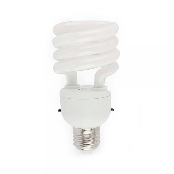 5 bombillas bajo consumo con crepuscular d a noche e27 de for Bombillas bajo consumo