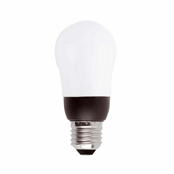 10 Spherical Bulbs Energy Saving Light Bulb 11w E27 Black