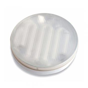 3 bombillas bajo consumo tipo galleta bl gx53 de 9w 280 - Lamparas de pie bajo consumo ...