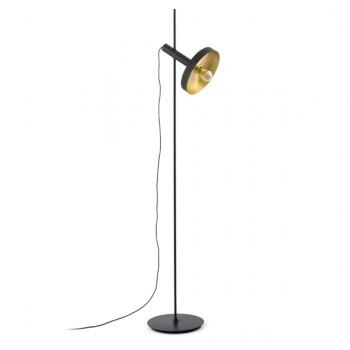 Dinay accesorio negro lámpara pie
