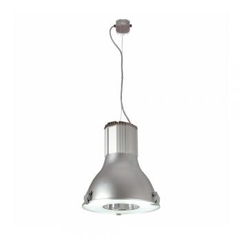 Luminaria campana futura en aluminio