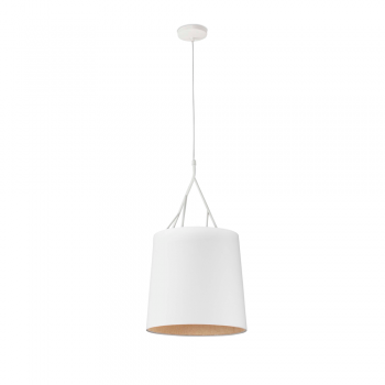 Hanging lamp with white trendy Neo Eco 70W bulb