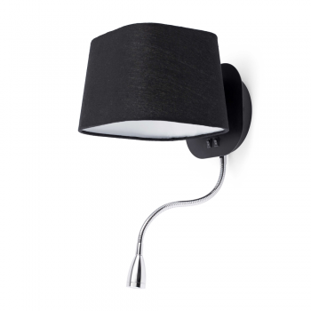 Lamp Cool with black screen and Eco bulb 28W and 1W LED