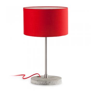 https://www.laslamparas.com/379-4121-thickbox_default/lampara-de-sobremesa-con-pantalla-roja-y-bombilla-eco-de-42w.jpg