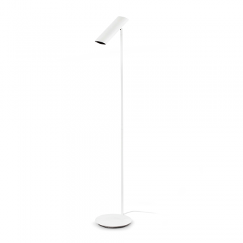 Trendy floor lamp white energy saving lamp 11W