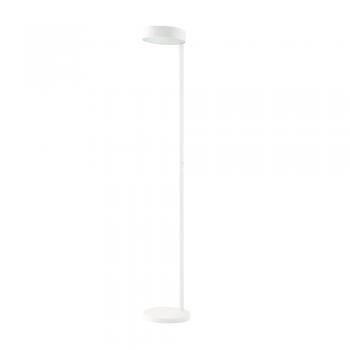Lámpara de pie Minimal en blanca