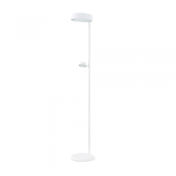 Minimal floor lamp in black with energy saving light bulb 15w and 168 mozeypictures Gallery
