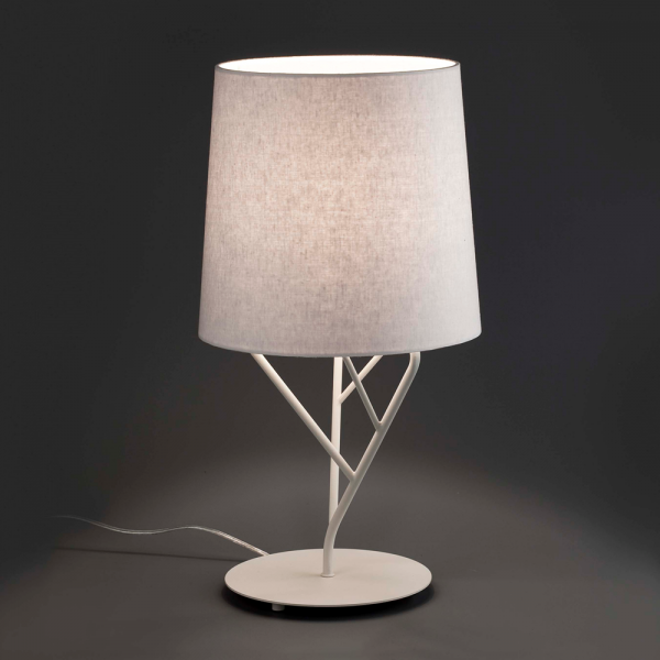 Table Lamp With White Trendy Neo Eco 42w Bulb