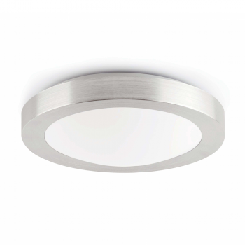 Cool Ceiling nickel matte protection IP44 Class II and two 20W saving