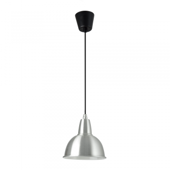 Pendant Light 220 mm diameter aluminum with Eco 42W bulb