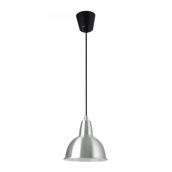 Pendant Light 220 Mm Diameter Aluminum With Eco 42W Bulb
