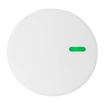Lamp white round colored stickers and Cold 2W LED