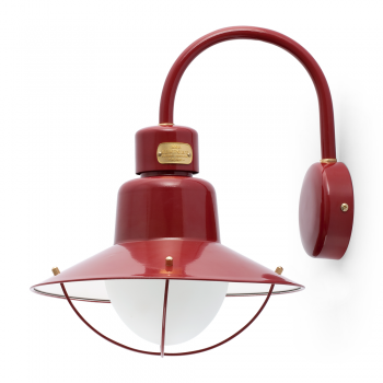 Port Light lamp red and Eco 42W bulb