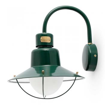 Port Light lamp green and Eco 42W bulb