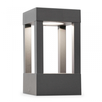 Beacon vanguard 20 cm dark gray 5W LED warm