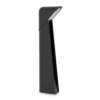Baliza Trendy de 65 cm en color negro con portalámpara E27