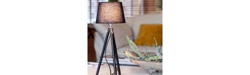 Table lamps & floor lamps