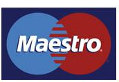 Esta tienda admite pagos mediante Maestro.